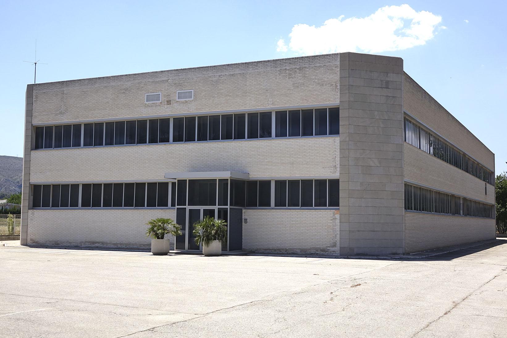 L'Ajuntament trau a concurs públic l'ubicació del nou Palau de Justícia El Periòdic d'Ontinyent