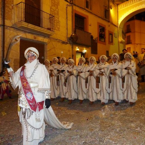 'Gent de les Comarques' retransmetrà l'Entrada de Moros i Cristians de Bocairent