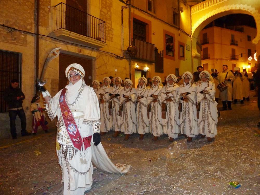 'Gent de les Comarques' retransmetrà l'Entrada de Moros i Cristians de Bocairent El Periòdic d'Ontinyent