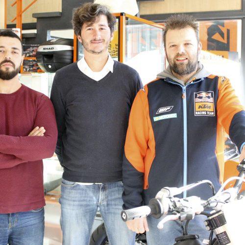 La nueva junta del Motoclub Ontinyent quiere relanzar el club