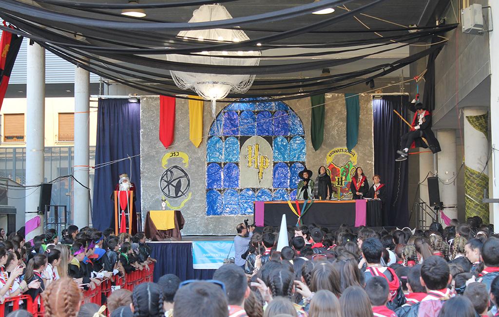 El Rally dels Juniors de Sant Josep porta la màgia de Harry Potter al barri El Periòdic d'Ontinyent - Noticies a Ontinyent