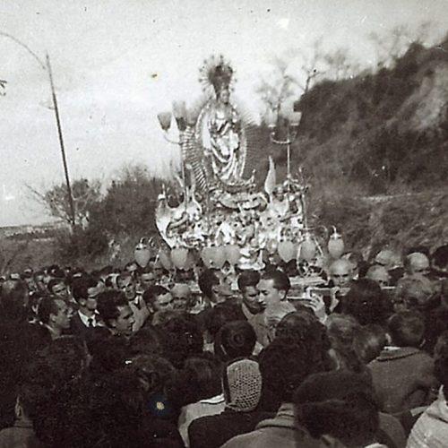 La Puríssima visita l'ermita de Sant Josep del Pla en el seu centenari
