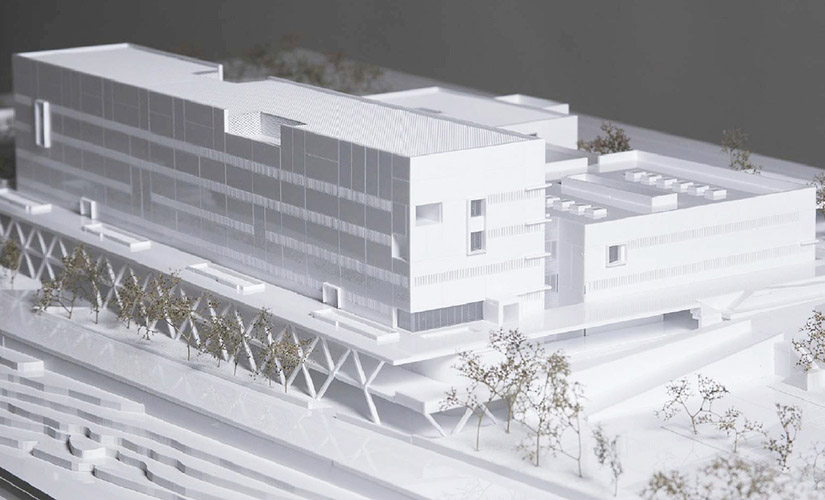 Així serà el nou Hospital que començarà a construir-se a finals d'abril El Periòdic d'Ontinyent