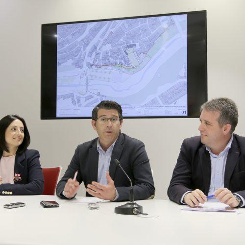 El Ministeri dóna 1 milió d'euros per recuperar la muralla Nord