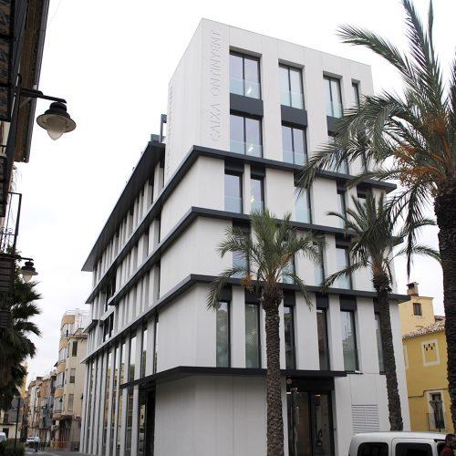 Caixa Ontinyent finança en 10 anys operacions per 661 milions d'€