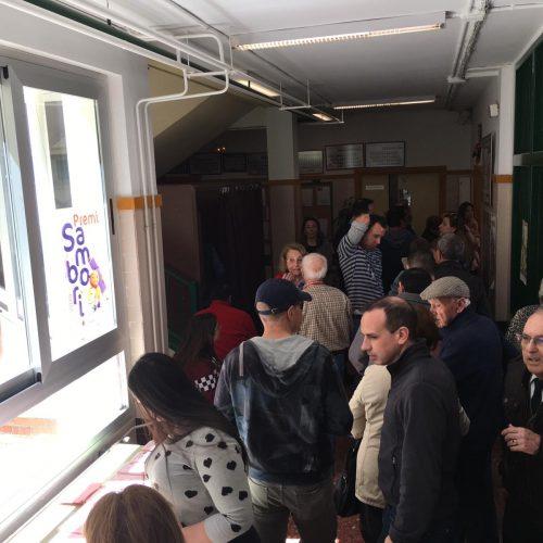 El PSOE guanya les Generals  i Compromís les Autonòmiques a Ontinyent