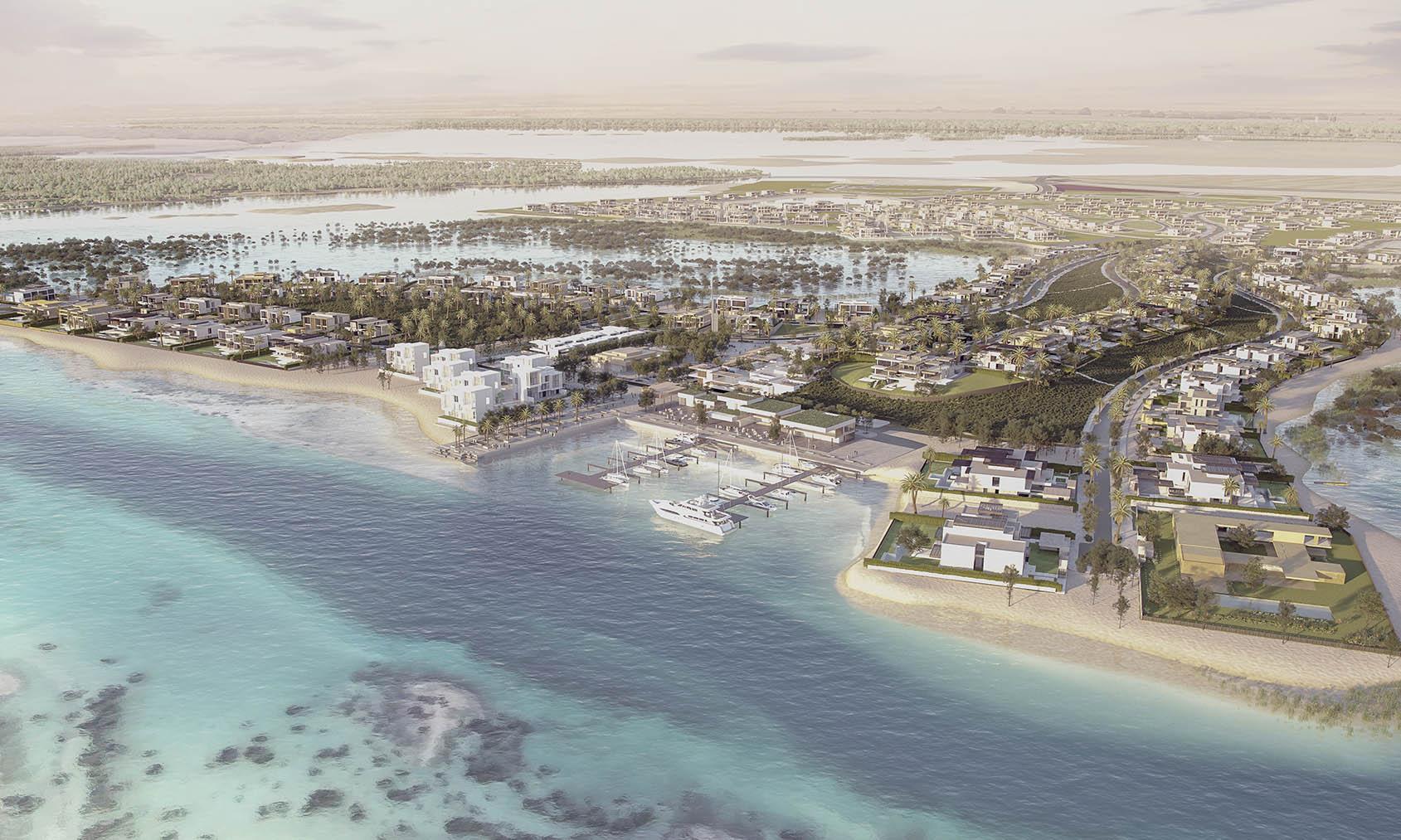 Megaproyecto de lujo de Ramón Esteve en una isla de Abu Dabi El Periòdic d'Ontinyent