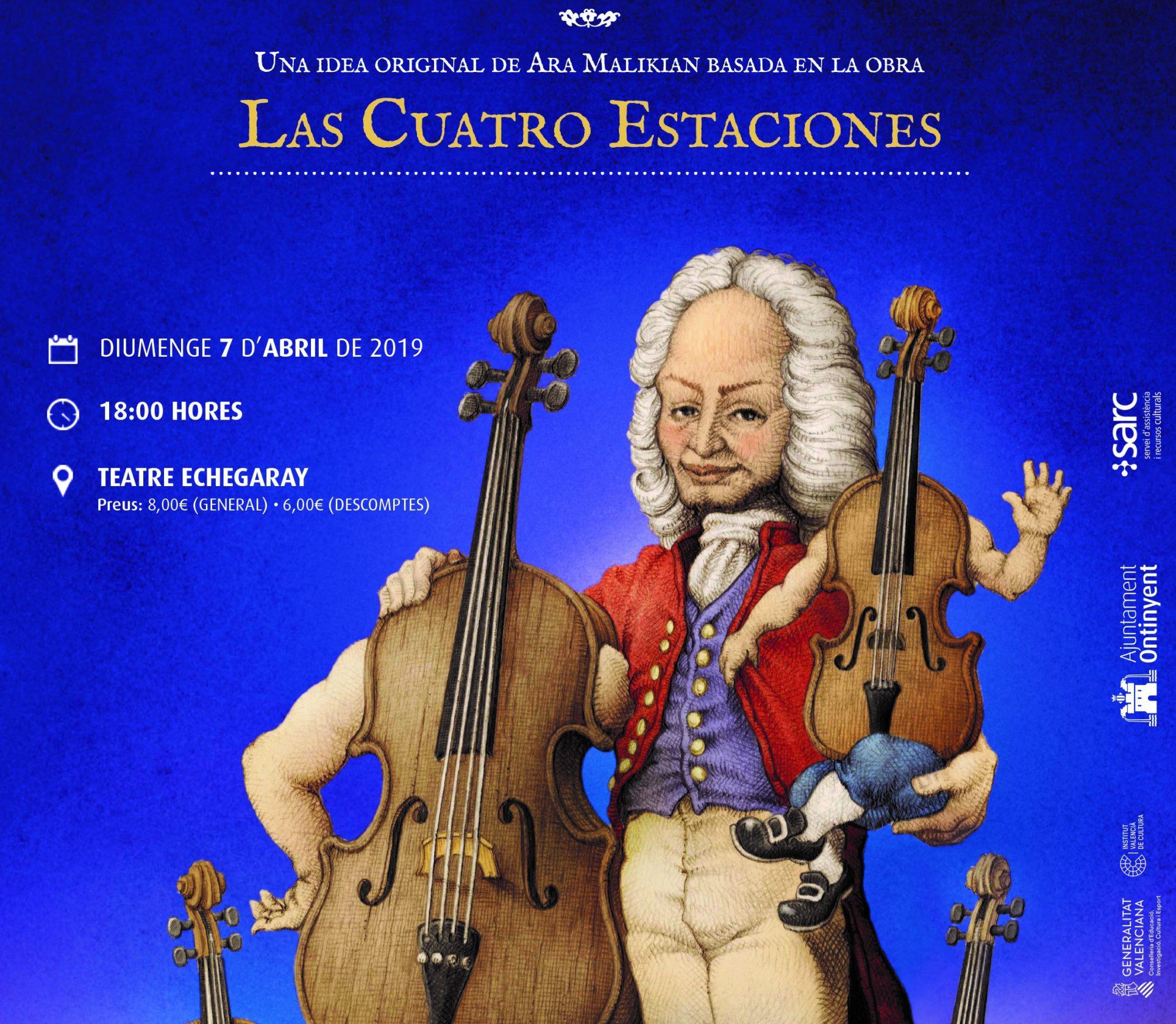 'Mi primer Vivaldi' produïda per Ara Malikian apropa la música clàssica als més menuts El Periòdic d'Ontinyent - Noticies a Ontinyent