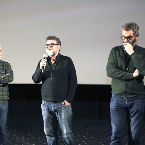 Carles Alberola i Alfred Picó comparteixen cinema valencià amb els ontinyentins