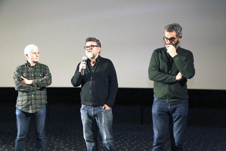 Carles Alberola i Alfred Picó comparteixen cinema valencià amb els ontinyentins El Periòdic d'Ontinyent