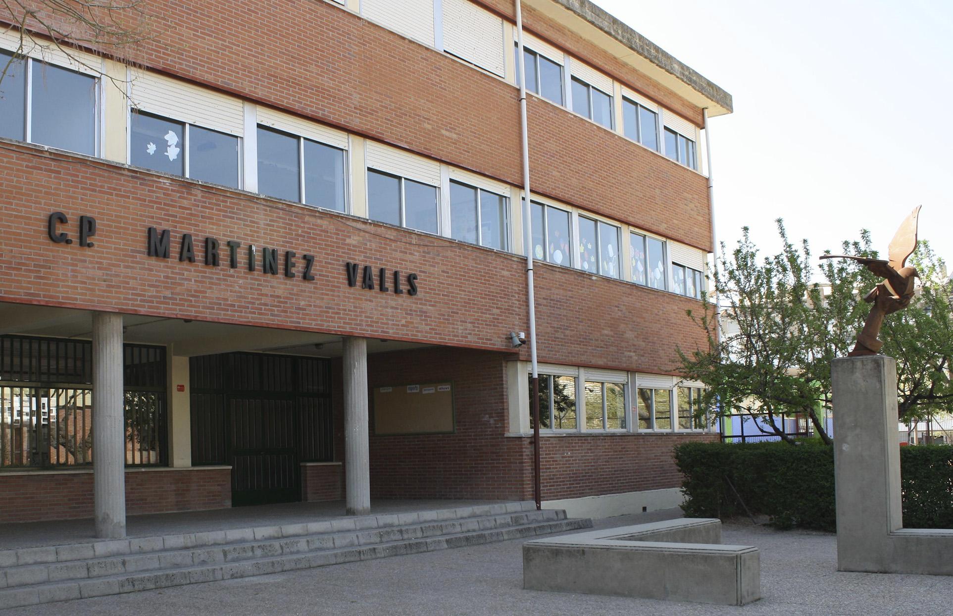 2,1 milions d'€ per a ampliar, reformar i crear un gimnàs al CEIP Mt. Valls El Periòdic d'Ontinyent