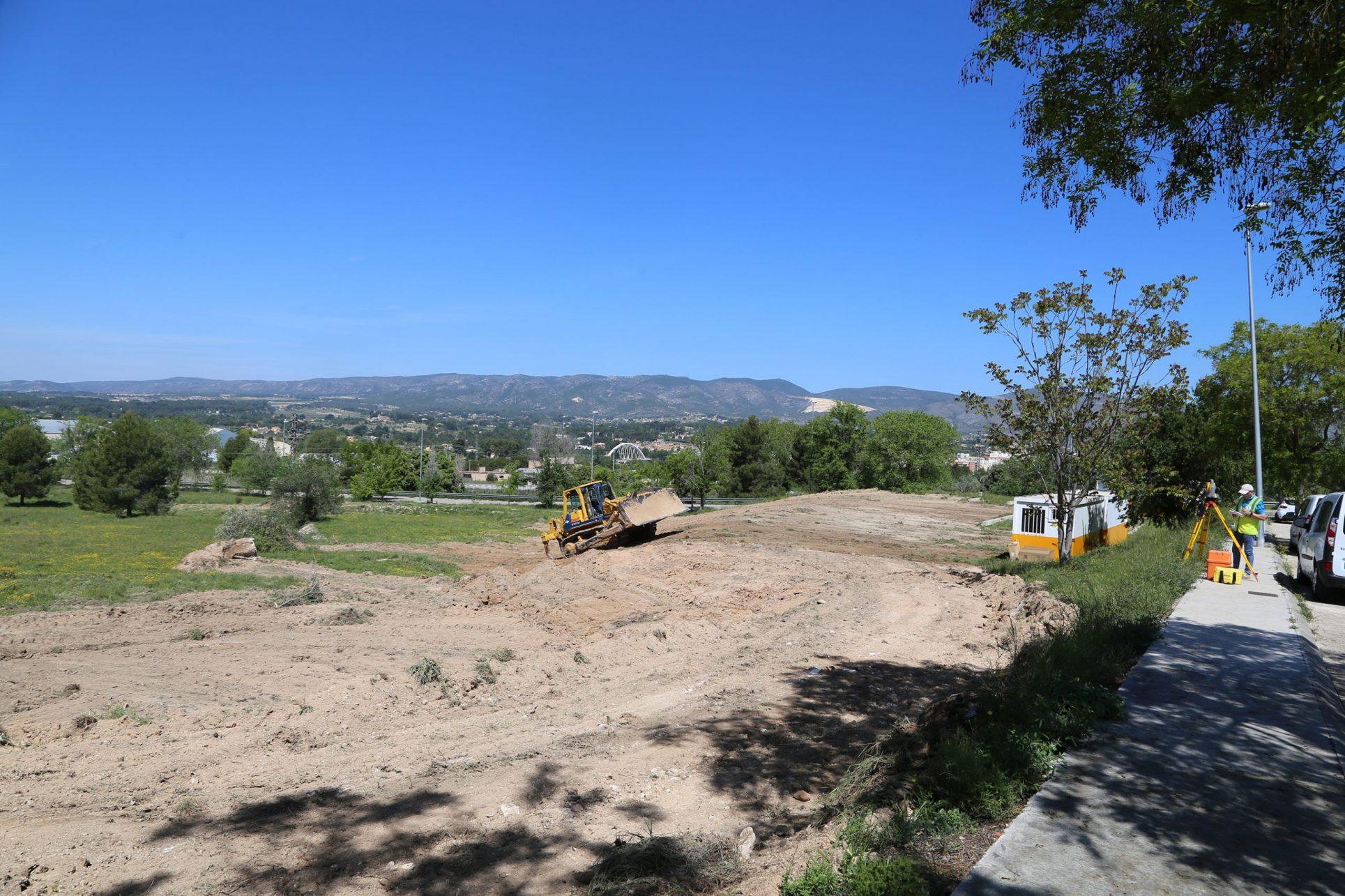 Arranquen les obres del nou Hospital El Periòdic d'Ontinyent