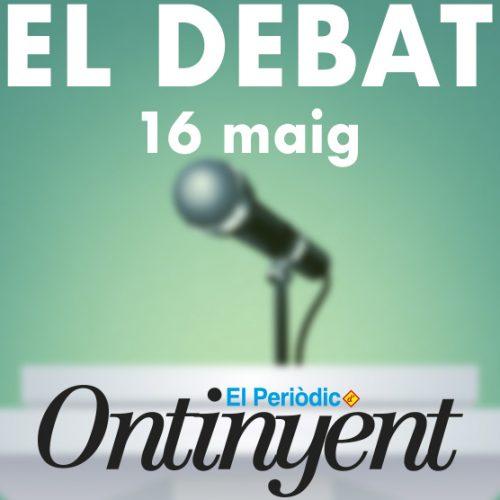 Els alcaldables recercaran vots al debat de El Periòdic d'Ontinyent