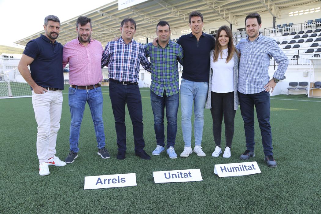 Acaba de nàixer oficialment el nou club: Ontinyent 1931 CF El Periòdic d'Ontinyent