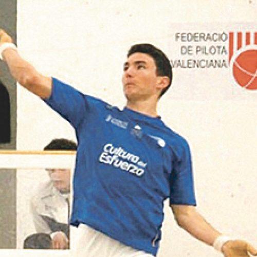 Ivan Esparza es classifica per a semifinals de l'individual de raspall