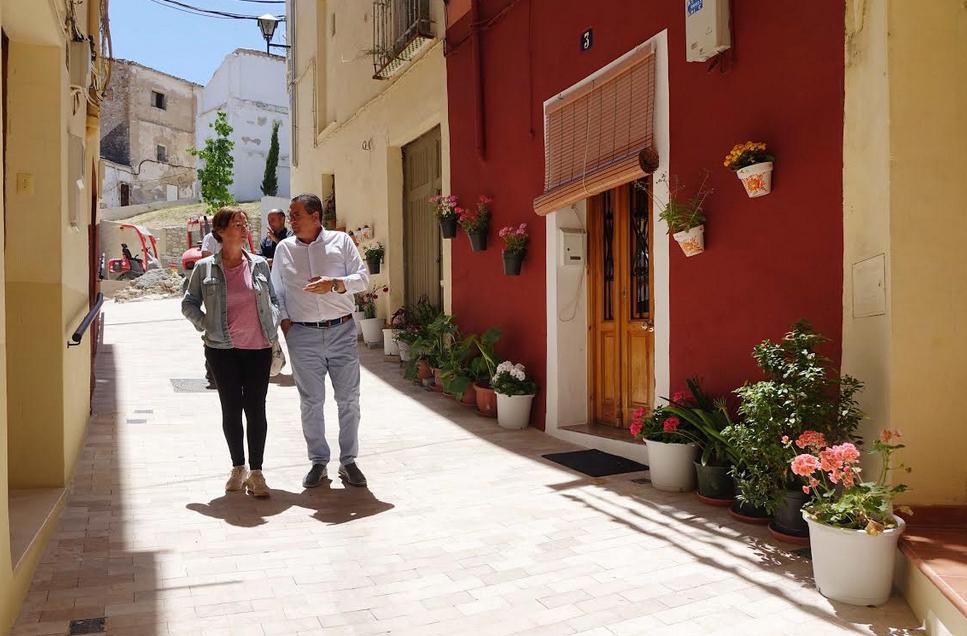 La Vila renaix: compren nou cases en l'últim mig any El Periòdic d'Ontinyent
