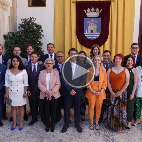 Ontinyent ja té un nou govern municipal