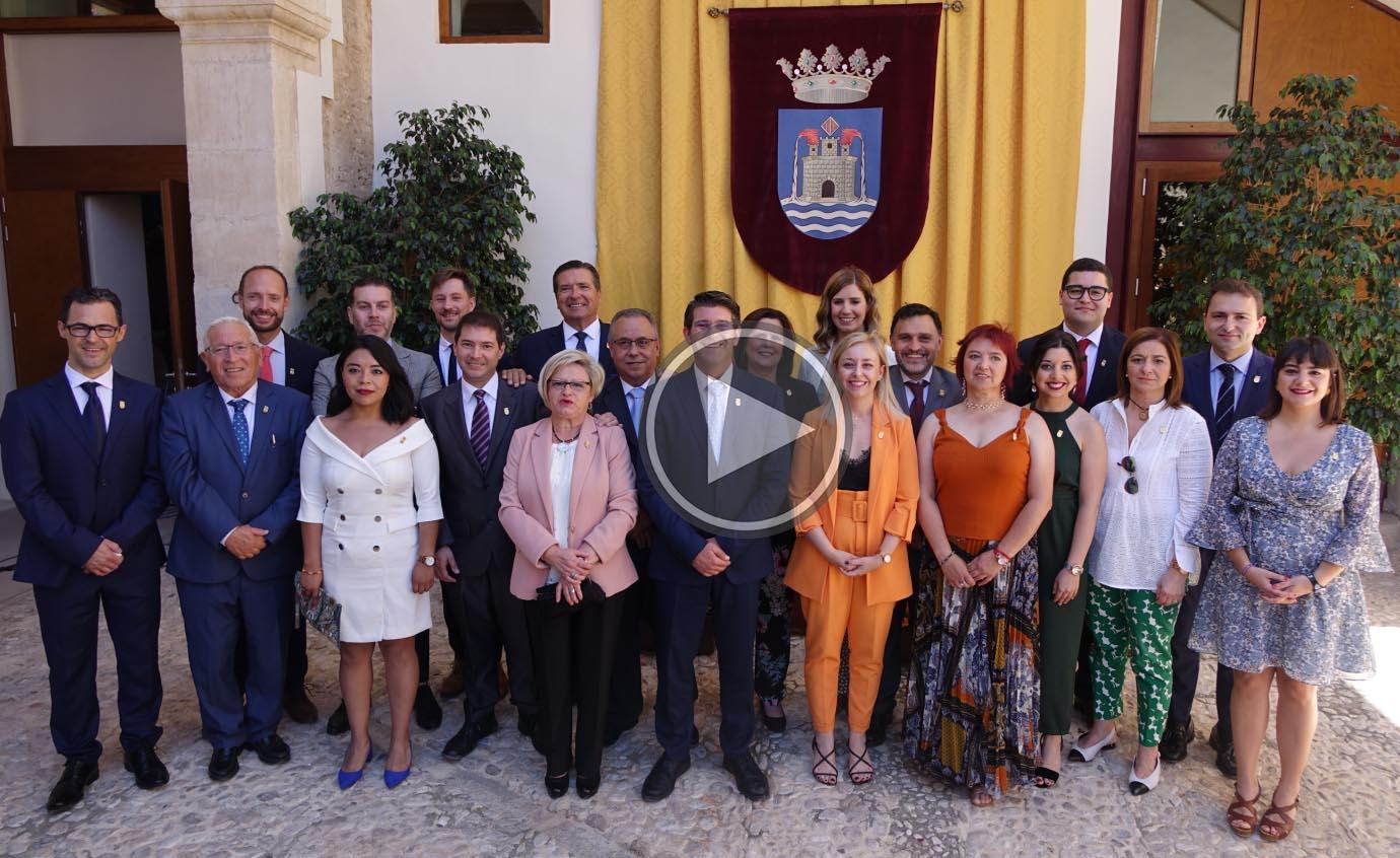 Ontinyent ja té un nou govern municipal El Periòdic d'Ontinyent