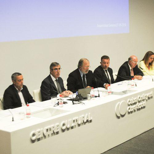 Caixa Ontinyent destinarà 1,9 M d'€ a educació financera i al Mont de Pietat