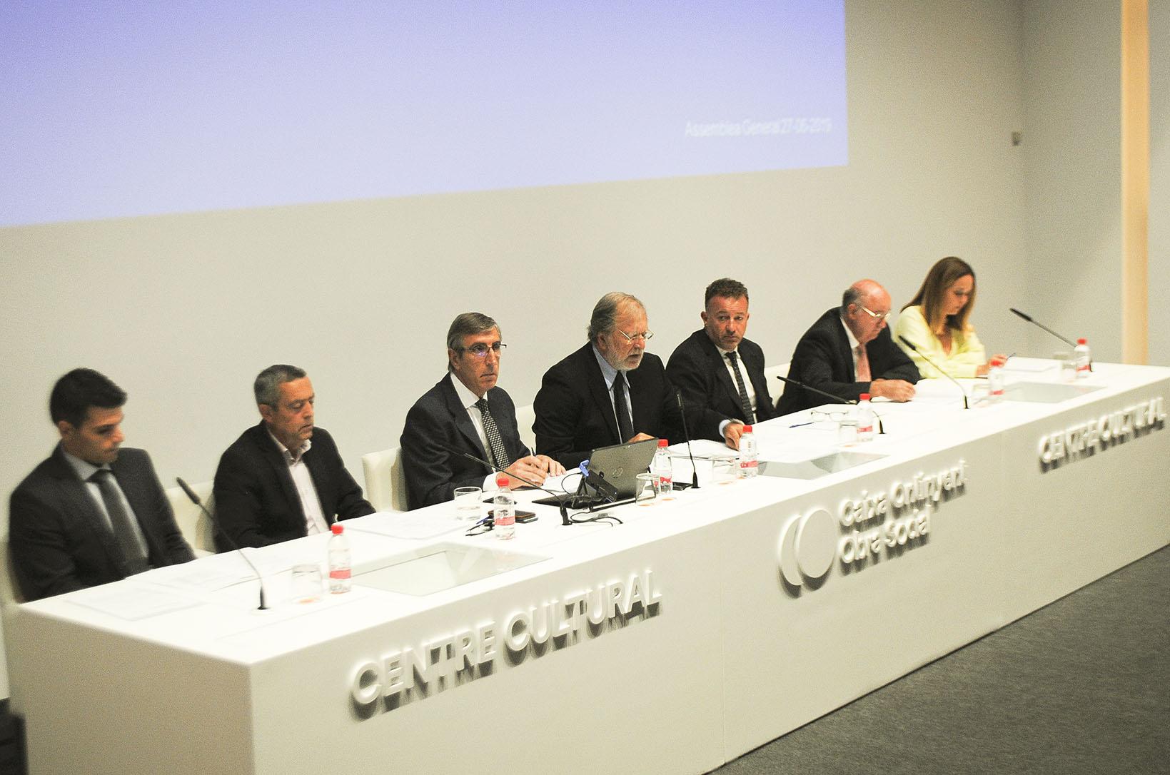 Caixa Ontinyent destinarà 1,9 M d'€ a educació financera i al Mont de Pietat El Periòdic d'Ontinyent