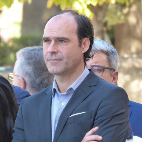 Fran Quesada, director general del Medi Natural i Avaluació Ambiental