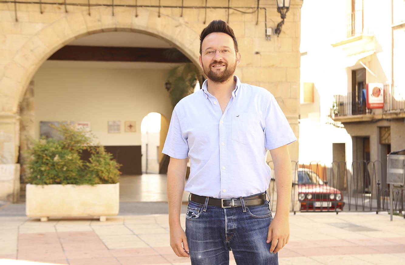 """""""Quiero ser alcalde de consensos, en mi propio grupo y con los otros"""" El Periòdic d'Ontinyent"""