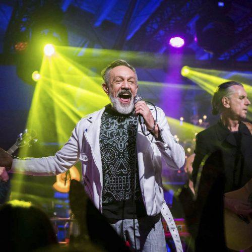El grup dels 80, La Unión, concert de la Setmana Gran