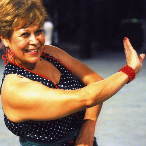 María Rosa Burgos, 30 años de dedicación al baile
