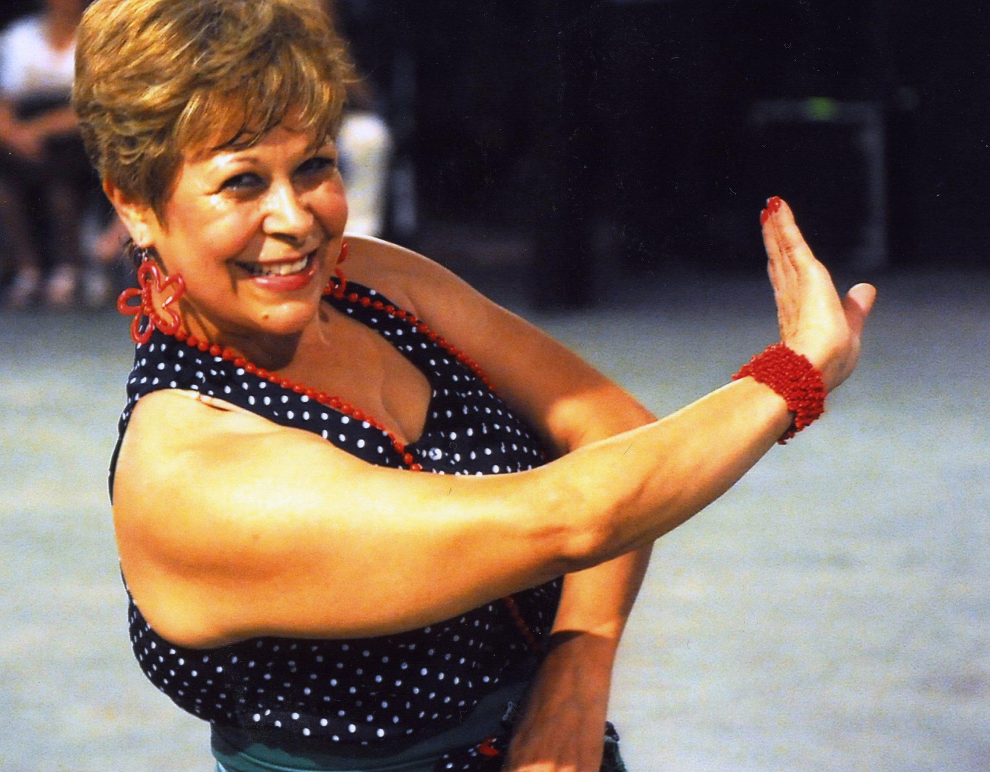 María Rosa Burgos, 30 años de dedicación al baile El Periòdic d'Ontinyent