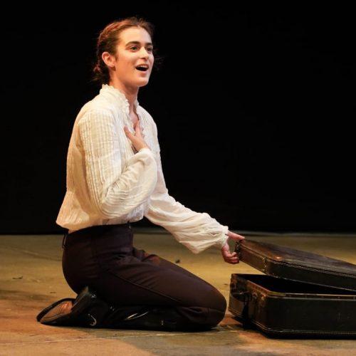 Paula Albert fa un pas més com a actriu en la Sala Off de València