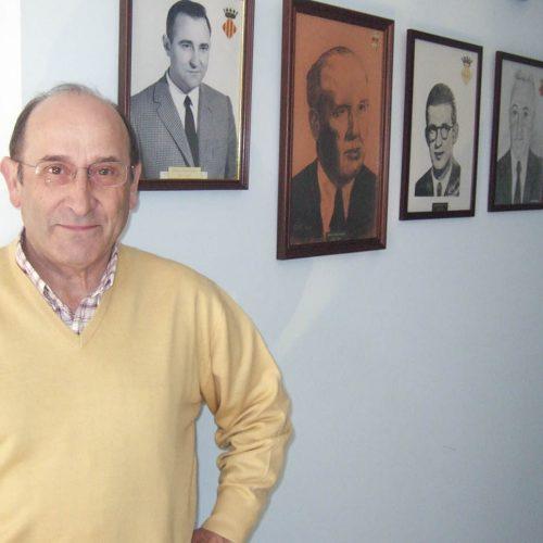Mor el primer alcalde de la democràcia d'Agullent