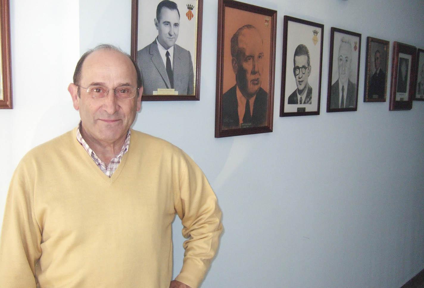 Mor el primer alcalde de la democràcia d'Agullent El Periòdic d'Ontinyent - Noticies a Ontinyent