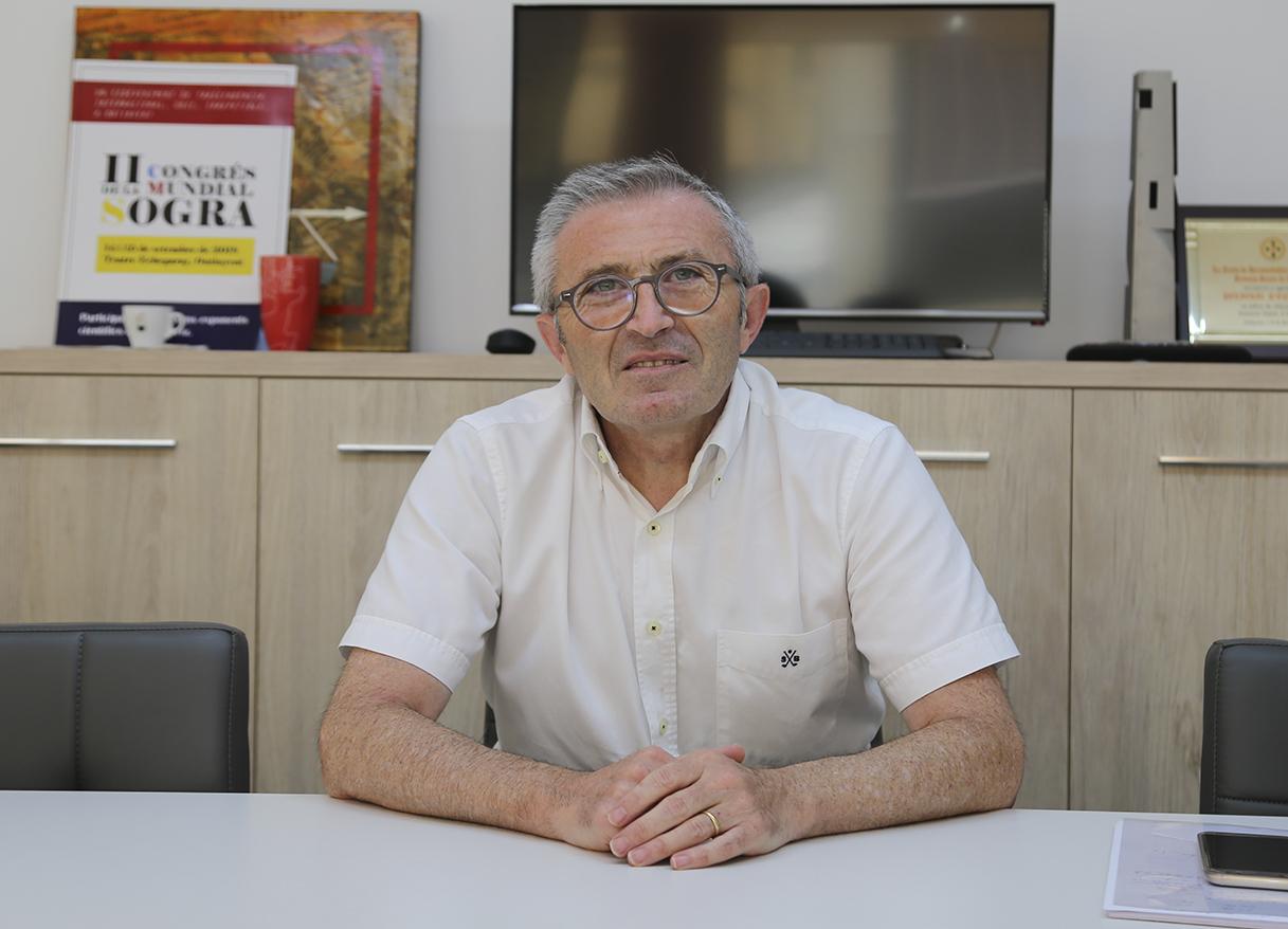 Nomenen Rafael Beneyto director general de Tributs i Jocs El Periòdic d'Ontinyent