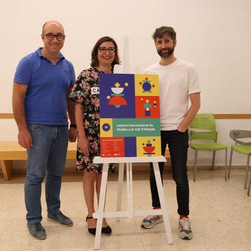 La 35 Mostra Internacional de Titelles a la Vall d'Albaida comptarà amb 14 companyies