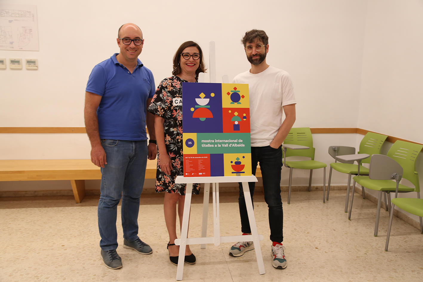 La 35 Mostra Internacional de Titelles a la Vall d'Albaida comptarà amb 14 companyies El Periòdic d'Ontinyent