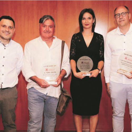 Toni Soler, Andrea Petru i Elu Mancebo, guardons especials a la Gala de l'Esport