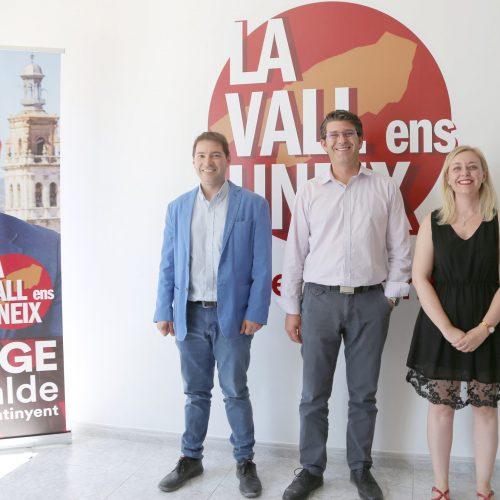 Joan Sanchis pren possessió hui del càrrec de Diputat