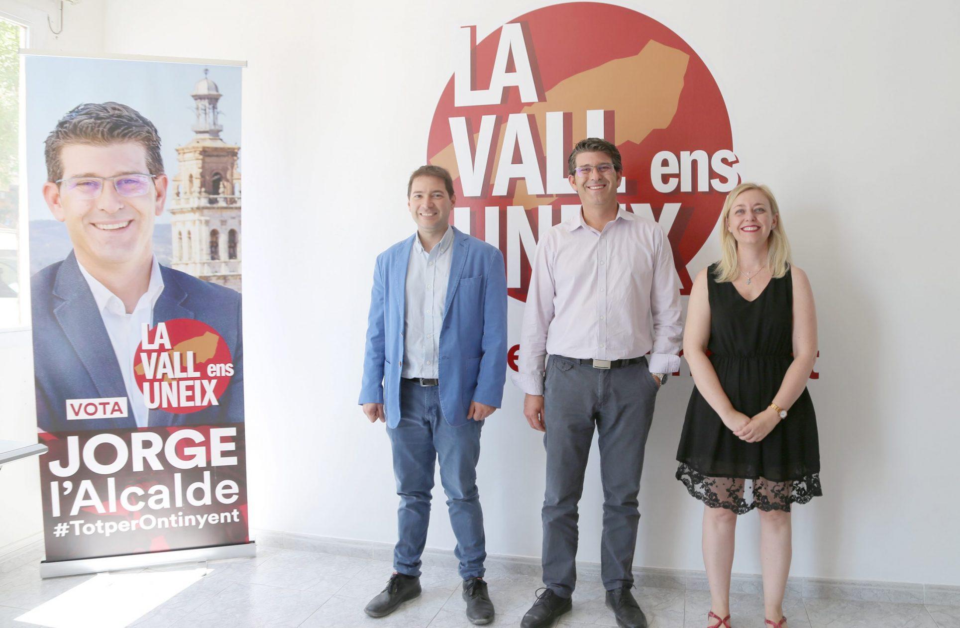 Joan Sanchis pren possessió hui del càrrec de Diputat El Periòdic d'Ontinyent