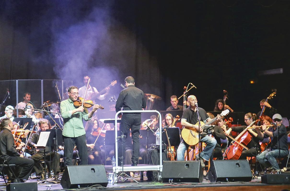 Celtas Cortos regresa a Ontinyent con un espectáculo multidisciplinar El Periòdic d'Ontinyent