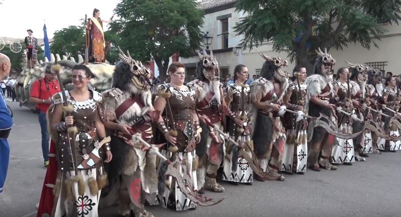 Fontanars dels Alforins i l'Olleria prenen el relleu de la festa morocristiana El Periòdic d'Ontinyent - Noticies a Ontinyent