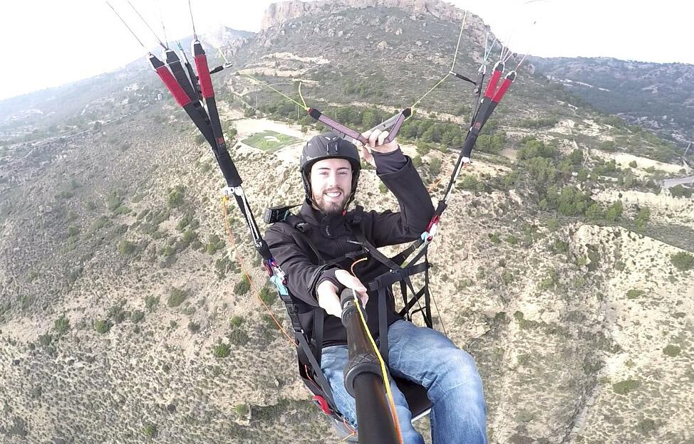 Mor un jove bocairentí en saltar amb paracaigudes des d'una sitja de 50 m El Periòdic d'Ontinyent - Noticies a Ontinyent