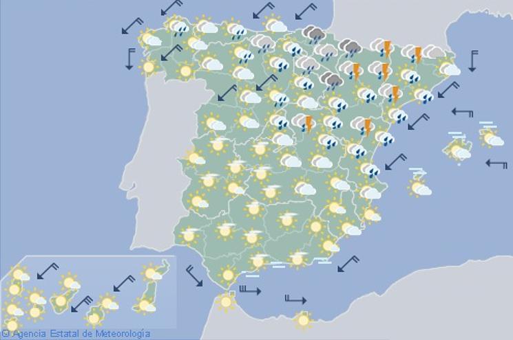 Baixen les màximes i arriba la pluja El Periòdic d'Ontinyent - Noticies a Ontinyent