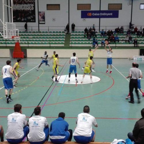 El bàsquet de l'Eset Ontinet torna al Pavelló Municipal