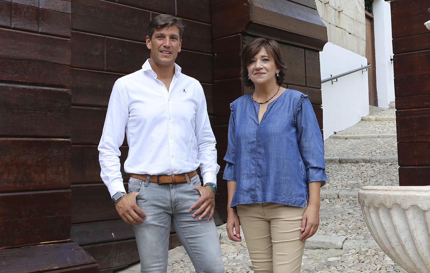 Reis Alborch i Alberto Climent capitanejaran les festes del 2020 El Periòdic d'Ontinyent