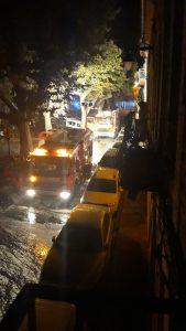 Explota un cotxe a Sant Antoni causant grans destrosses materials El Periòdic d'Ontinyent
