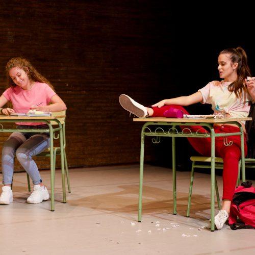 Paula Albert debuta al Teatre Micalet amb 'El Moviment'