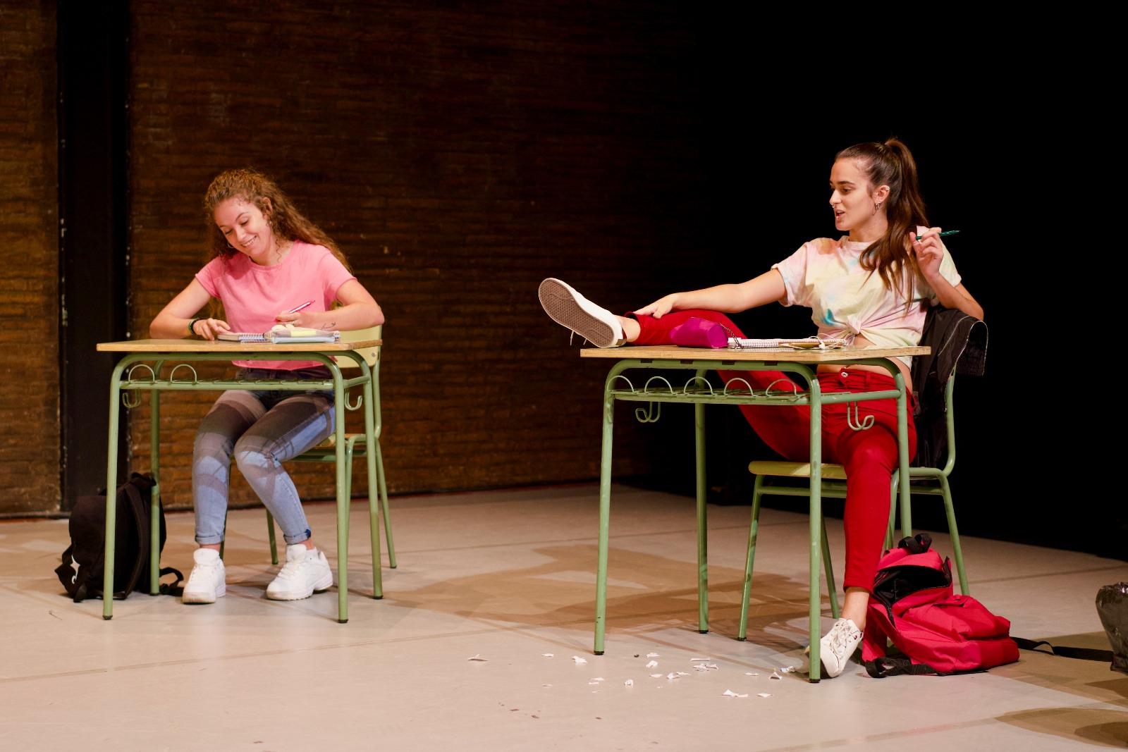 Paula Albert debuta al Teatre Micalet amb 'El Moviment' El Periòdic d'Ontinyent