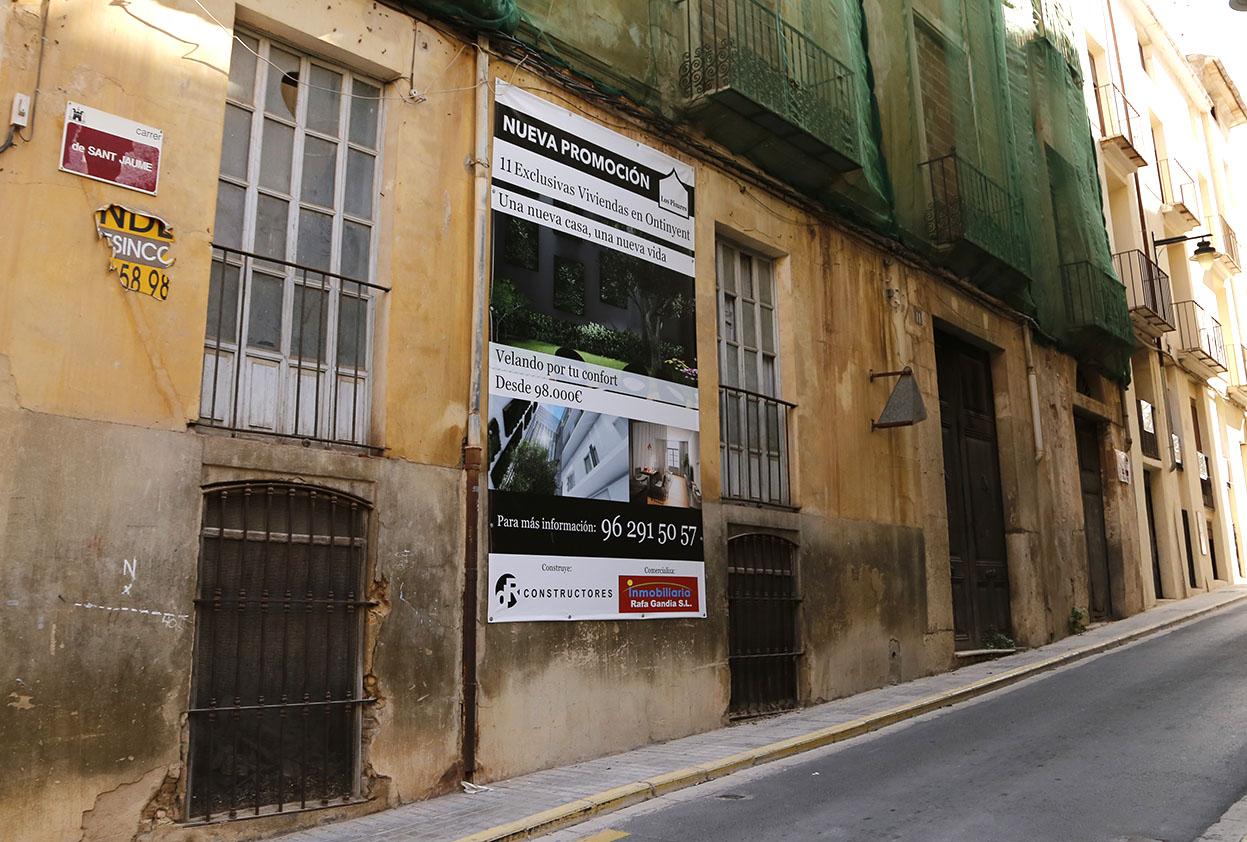 El 'boom' dels estudis aplega al centre històric El Periòdic d'Ontinyent