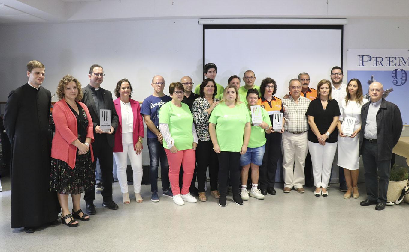 Els alumnes de Sant Josep fan el seu reconeixement social El Periòdic d'Ontinyent