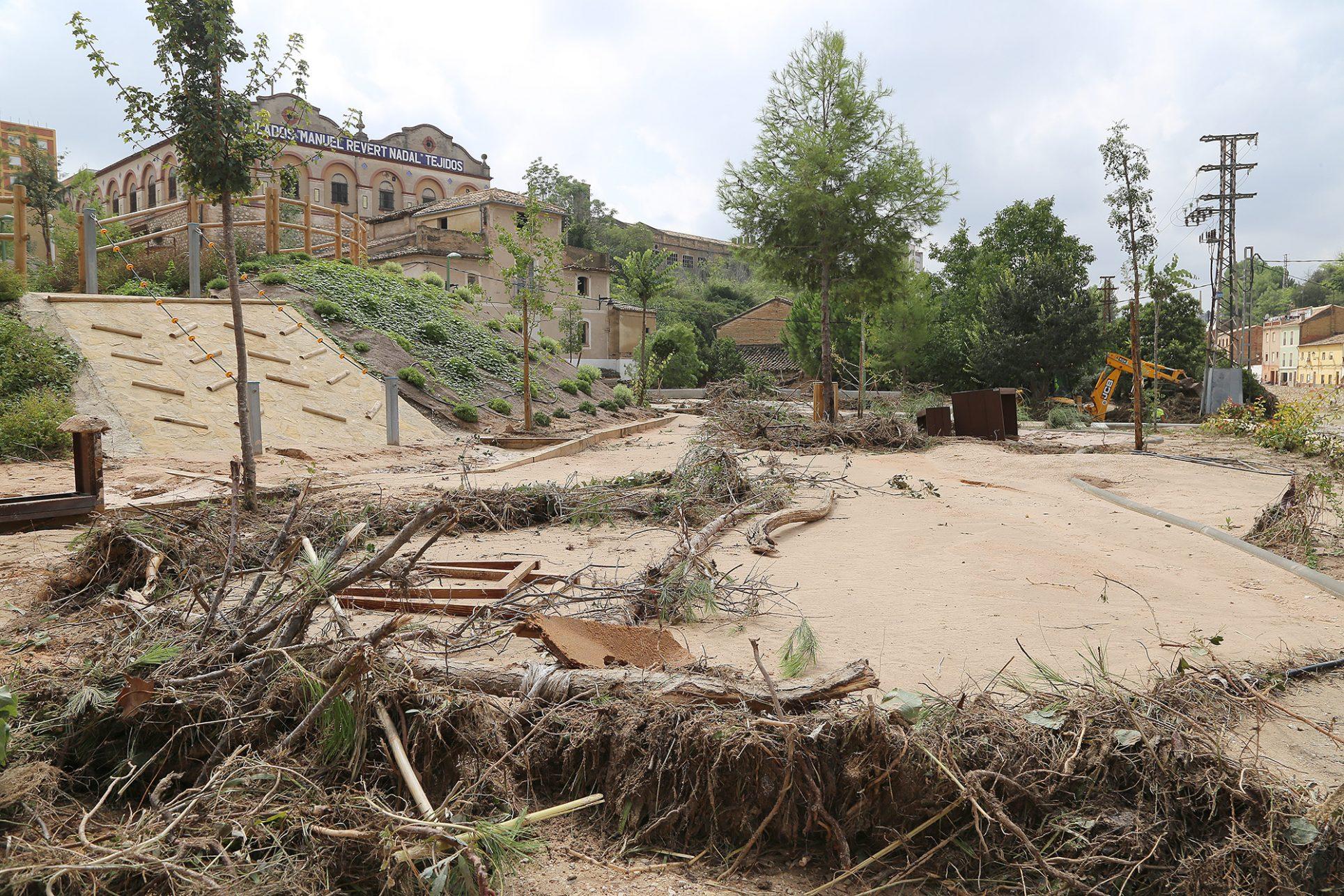 Ontinyent manca d'un Pla d'Actuació Municipal contra inundacions El Periòdic d'Ontinyent